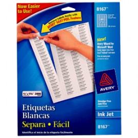 ETIQUETA INKJET PARA REMITENTE OFFICE DEPOR C/2000 - Envío Gratuito