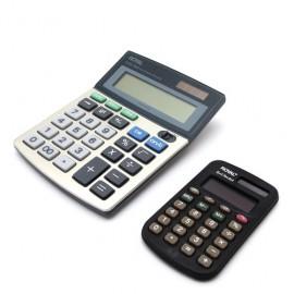 CALCULADORA BASICA ROYAL CAST DUO 52130T-M - Envío Gratuito