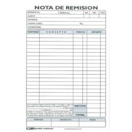 REMISION 1/2 CARTA GRAFIX AUTOCOPIANTE 3 PAQUETES - Envío Gratuito