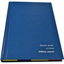 LIBRO FLORETE OFFICE DEPOT 192 HOJAS - Envío Gratuito