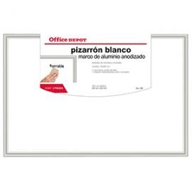 PIZARRON OFFICE DEPOT BLANCO 40 X 60 CM - Envío Gratuito