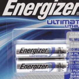 PILA ENERGIZER E2 LITHIUM AA PAQUETE CON 2 - Envío Gratuito