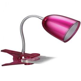 LAMPARA AMERICAN LIGHTING DE CLIP LED 3W ROJA - Envío Gratuito