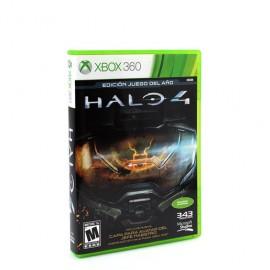 JUEGO HALO4 GAME OF YEAR XBOX 360 - Envío Gratuito