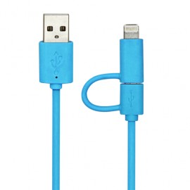 CABLE USB 2.0 GENERAL ELECTRIC (3 MTS, A/B MACHO) - Envío Gratuito
