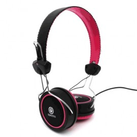 AUDIFONOS ON EAR SPECTRA AZUL/ROSA - Envío Gratuito