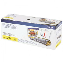 TONER BROTHER TN-221Y AMARILLO - Envío Gratuito
