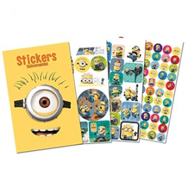 BLOCK STICKERS MI VILLANO FAVORITO - Envío Gratuito