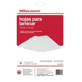MICAS TERMICAS OFFICE DEPOT 4X6 CON 50 PIEZAS - Envío Gratuito