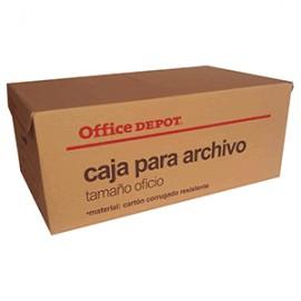 CAJA PARA ARCHIVO OFIXPRES KRAFT OFICIO - Envío Gratuito