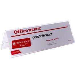 PERSONIFICADOR DE ACRILICO OFFICE DEPOT - Envío Gratuito