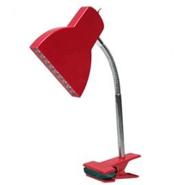 LAMPARA AMERICAN LIGHTING CLIP PANT PLANA LED ROJO - Envío Gratuito