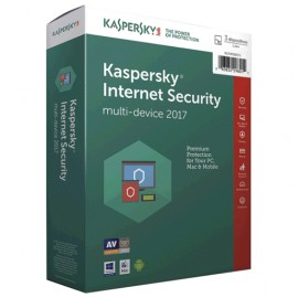 KASPERSKY IS2017 3 MAS 1 - Envío Gratuito