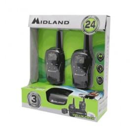 RADIO DE DOS VIAS MIDLAND LXT500VP3 22 CANALES - Envío Gratuito