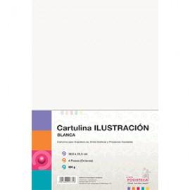 CARTULINA ILUSTRACION OCTAVOS - Envío Gratuito